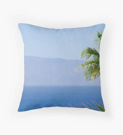 La Gomera Throw Pillow