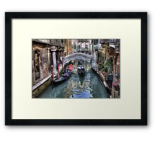 Venice in HDR (see large) Framed Print