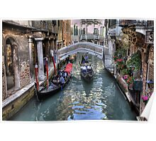 Venice in HDR (see large) Poster