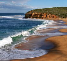 Bells Beach by Christine Smith