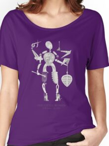 THE LITTLE WOMAN - TLW Series  •  No. 0101 Women's Relaxed Fit T-Shirt
