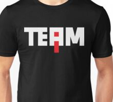 The I in team Unisex T-Shirt