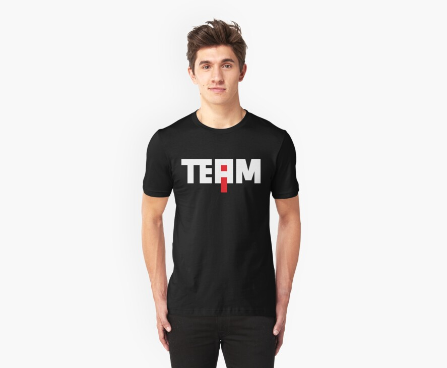 The I in team by Robin Lund