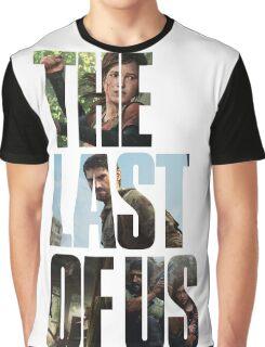 Tlou (collage) Graphic T-Shirt