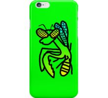 Busy Mantis iPhone Case/Skin