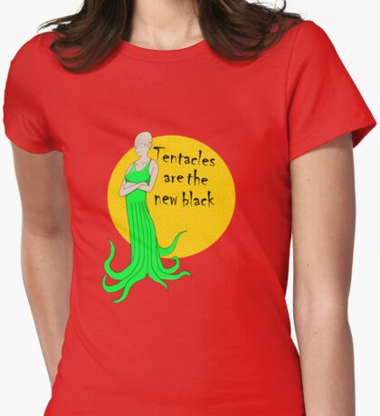 tentacles are the new black T-Shirt