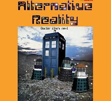 Alternative Reality - (Doctor) Who's Next Unisex T-Shirt
