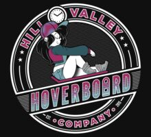 Hill Valley Hoverboard Company One Piece - Short Sleeve