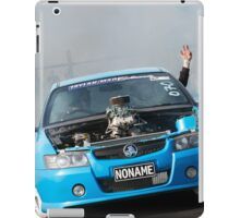 NONAME Asponats Burnout iPad Case/Skin
