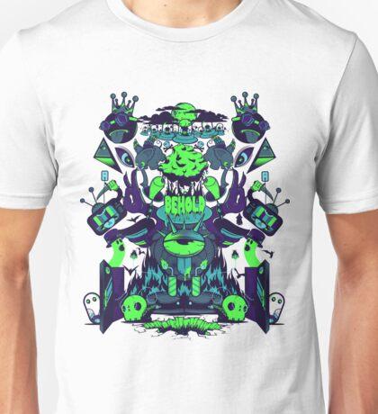 BEHOLD! Obsidian Unisex T-Shirt