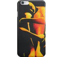 Yearning Yellow iPhone Case/Skin