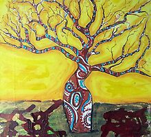 The Outback by gillsart