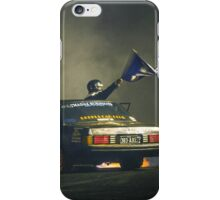 383AXE Burnout iPhone Case/Skin