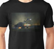 383AXE Burnout Unisex T-Shirt