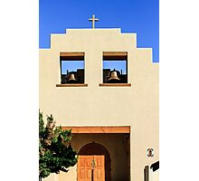 New Mexico Church Photographic Print