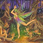 &#x27;Dancing on Faery Knoll&#x27; by Jo Morgan by Jo Morgan