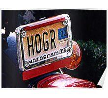 HOGR Poster