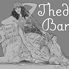 Theda Bara by Ivy Izzard