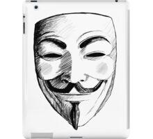 V for Vendetta iPad Case/Skin
