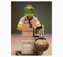 Doctor Toxic Custom LEGO® Minifigure by 'Customize My Minifig' by Chillee