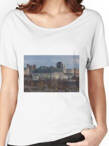 Supreme Court of Canada building Women's Relaxed Fit T-Shirt