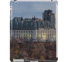Supreme Court of Canada building iPad Case/Skin