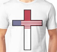 Olympic Countries - United States Of America Unisex T-Shirt