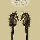 you're different by Loui  Jover