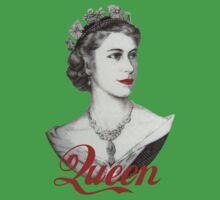 Queen of Diamonds Kids Clothes