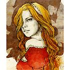 Cersei Lannister_iPhone case by Elia Mervi