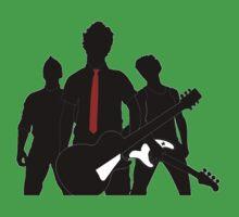 Green Day Kids Tee