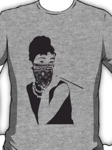 Gangster Audrey Hepburn | TSHIRT T-Shirt