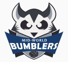 The Mid-World Bumblers - chest by Jonze2012