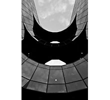 London Southbank building Photographic Print