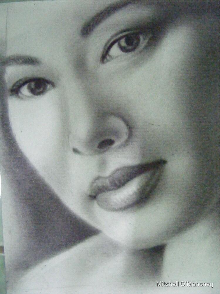 vietnamese portrait by Mitchell O'Mahoney