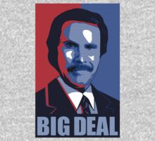 Anchorman Big Deal - Hope design Kids Tee