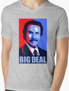 Anchorman Big Deal - Hope design Mens V-Neck T-Shirt