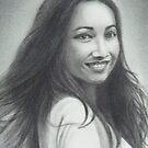 Vietnamese singer by Mitchell O'Mahoney