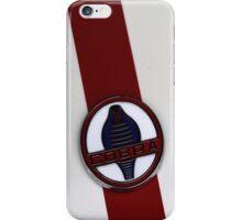 Shelby Cobra iPhone Case/Skin