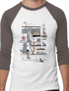 The Ultimate Pet Shop Men's Baseball ¾ T-Shirt