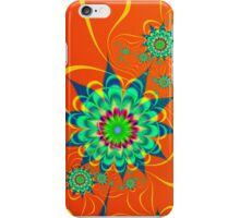 Flowers and Ribbons iPhone Case/Skin