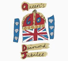 Queen Elizabeth II Diamond Jubilee by Peaklander