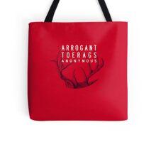 MARAUDERS | Arrogant Toerags Anonymous Tote Bag