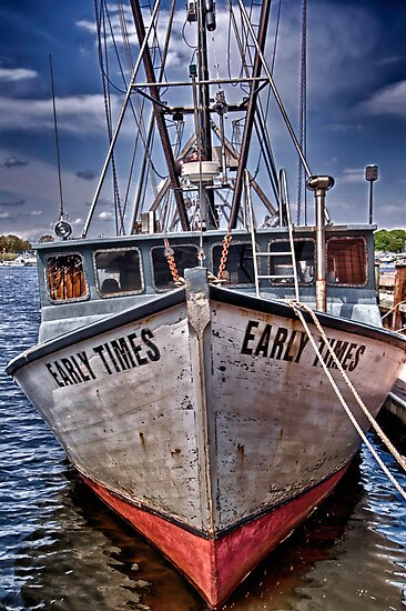 Early Times by Adam Northam
