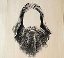 Beard Phone by dismantledesign