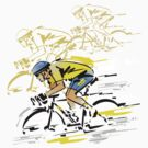 Cycling Sport by Mr.A Li