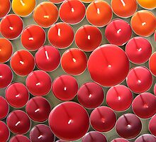 Tealights by KUJO-Photo