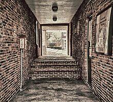 Claustrophobic by Adam Northam