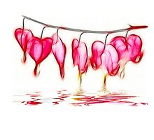 Bleeding Hearts by inkedsandra