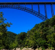 New River Gorge Bridge Sticker